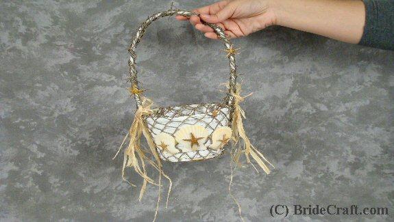 Meach Basket Step 20