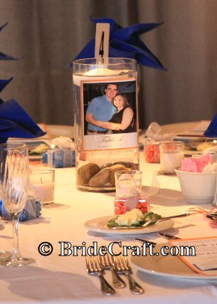 Centerpieces without flowers wedding centerpieces without flowers junglespirit Images