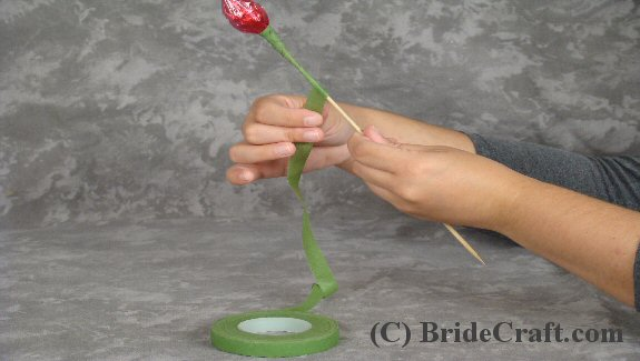how to make kisses roses