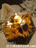 Silk Sunflower Centerpiece