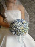 hydrangea bouquet