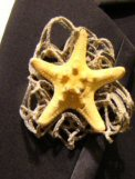 Starfish Boutonniere