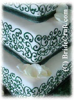 How To Use Dummy Layers With Real Layers Wedding Cake