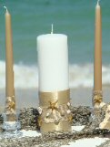 Beach Unity Candle